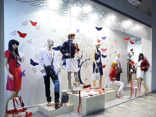 服装店橱窗设计有哪些原则
