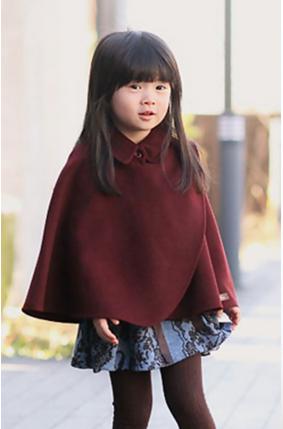 女童装外套 童星萌娃必备款