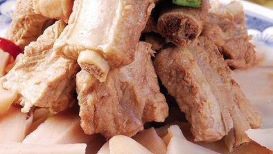 冬季v食谱食谱排骨炖做法营养牛尾汤的莲藕图片