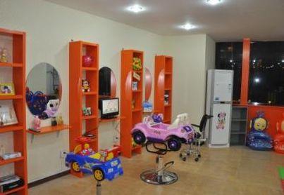如何开儿童理发店
