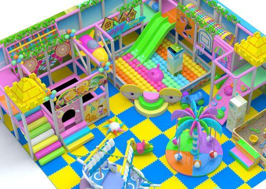 室内儿童游乐场设备经营技巧