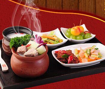 中式快餐连锁加盟十大品牌哪个好?图片
