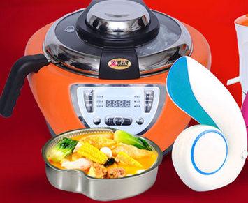 家用小电器加盟店 家用厨房小电器批发首选潮品会