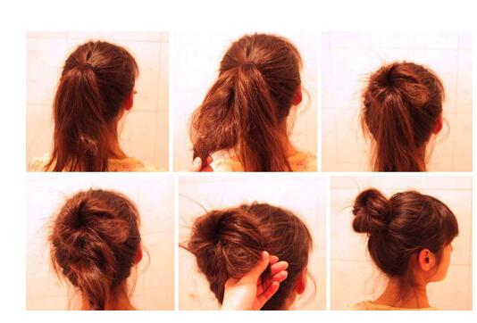 夏天长头发怎么扎好看 盘发之美