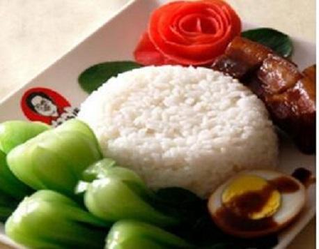潘师傅中式快餐菜单美味样式多图片