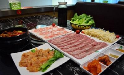 汉釜宫韩式烤肉 时尚风味