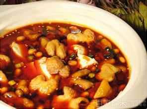 聚煲盆老砂锅菜单