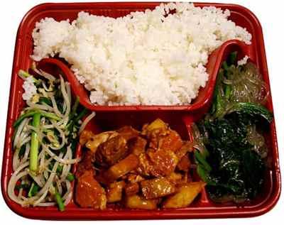 味立办中式快餐