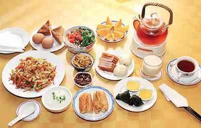 中式快餐网上订餐