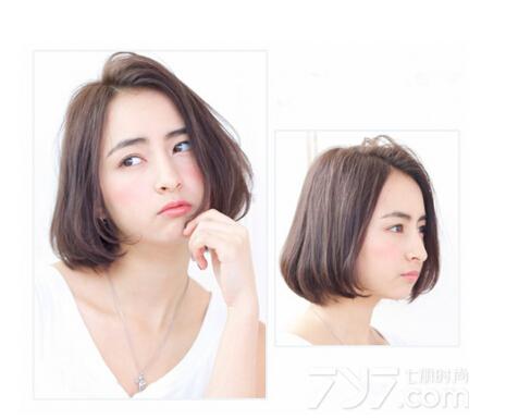 夏天剪什么发型好看图片