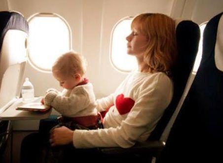 多大的宝宝可以坐飞机