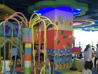 想开个儿童乐园需要投资多少钱?加盟星期六儿童乐园只要5到10万元