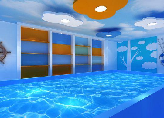 可爱可亲婴儿游泳馆 隶属于广州乐欣母婴用品有限