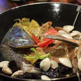 鱼火肴鱼火锅