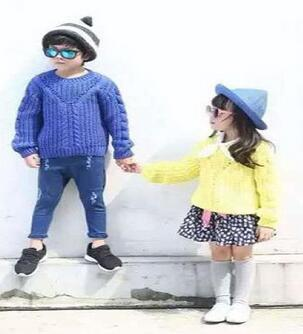 成长衣派童装