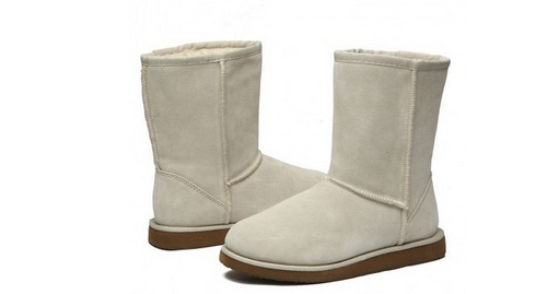 雪地靴怎么穿