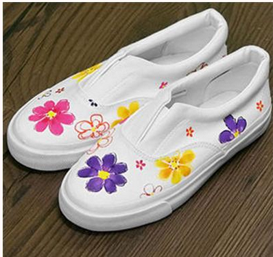 鞋边变黄怎么办