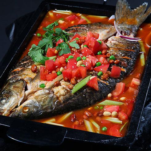 鱼的门烤鱼 美食优势项目您可不要错过