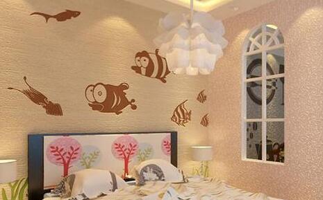 硅藻泥装修墙面颜色搭配技巧