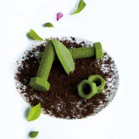 玛努卡分子甜品店是一款纯手工制作的甜品项目,它将食材的味道,口感