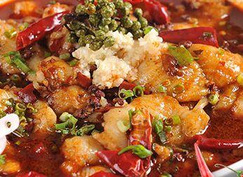 椒椒小鱼酸菜鱼
