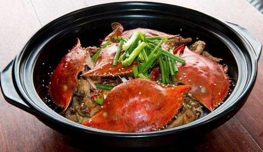 胖水手肉蟹煲