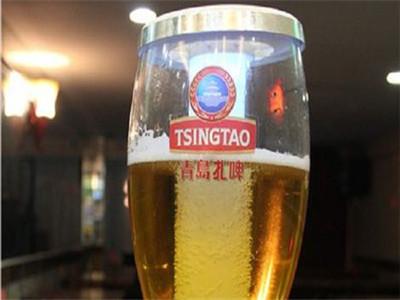 青岛啤酒多彩扎啤加盟代理条件