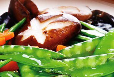 可素蔬食自助餐厅 亮相即可受瞩目