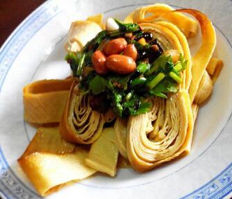 豆尚饮香辣豆皮 能够受到人们的欢迎的原因