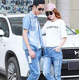 牛仔裤品牌哪家强 当然要看美酷思服饰