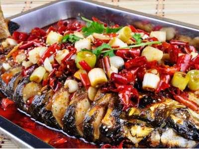 滋鱼烤鱼让你做有声有色的生意