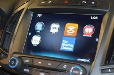 通用未来搭载4G系统 采取嵌入式实现车联网