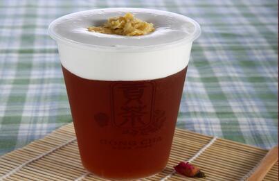 御质贡茶茶饮