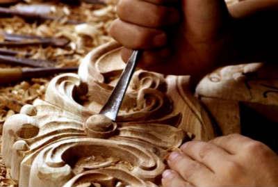 杜邦红木家具 雕刻