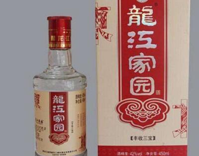 龙江家园酒42度多少钱?