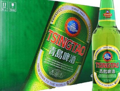 """青岛啤酒股份有限公司(以下简称""""青岛啤酒"""")的前身是1903年8月由德国"""
