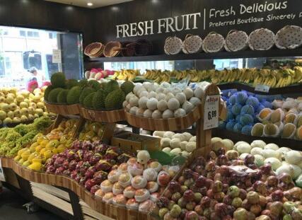 开一家鲜丰水果店需要多少钱?