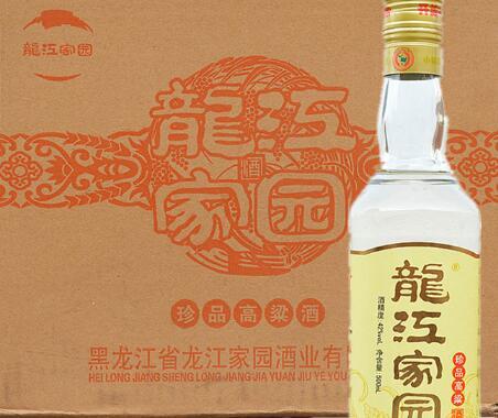 龙江家园酒代理条件是什么?