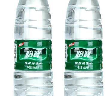 代理怡宝纯净水挣钱吗?如何代理怡宝纯净水