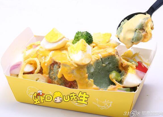 虾Dou先生台湾小吃