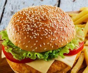 特色汉堡快餐制作技术哪儿学