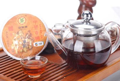 开一家中茶牌茶叶店利润是多少?