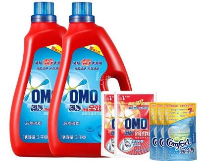 奥妙洗衣液代理一般需要多少钱