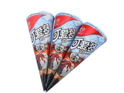 可爱多冰淇淋的认可度高不高?