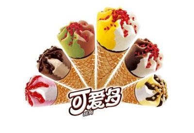 可爱多冰淇淋哪里可以代理?