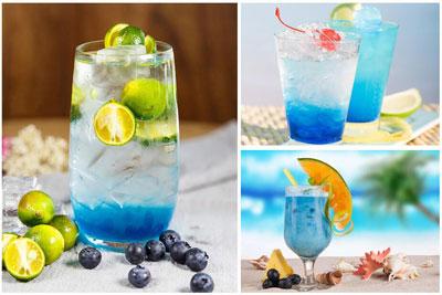 蓝茶茶饮品牌