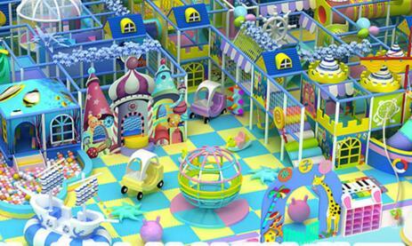 加盟快乐梦想城儿童乐园需要多少钱?