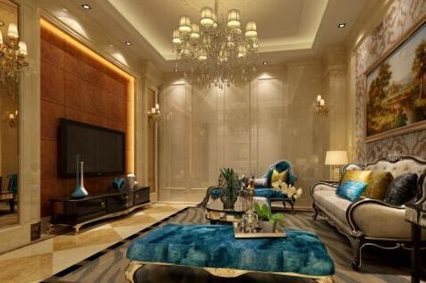 富华丽居全屋整装加盟从天花板到地板砖,从背景墙到卫生间,全面满足