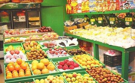 加盟一家百果园水果店一共需要预备多少资金