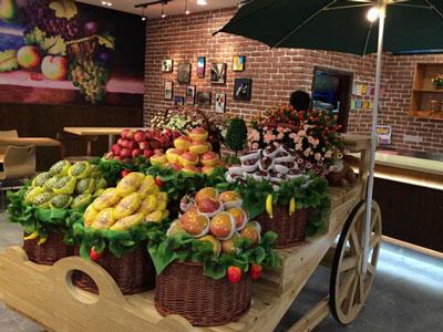 郑州开一家鲜丰水果连锁超市生意怎么样呢